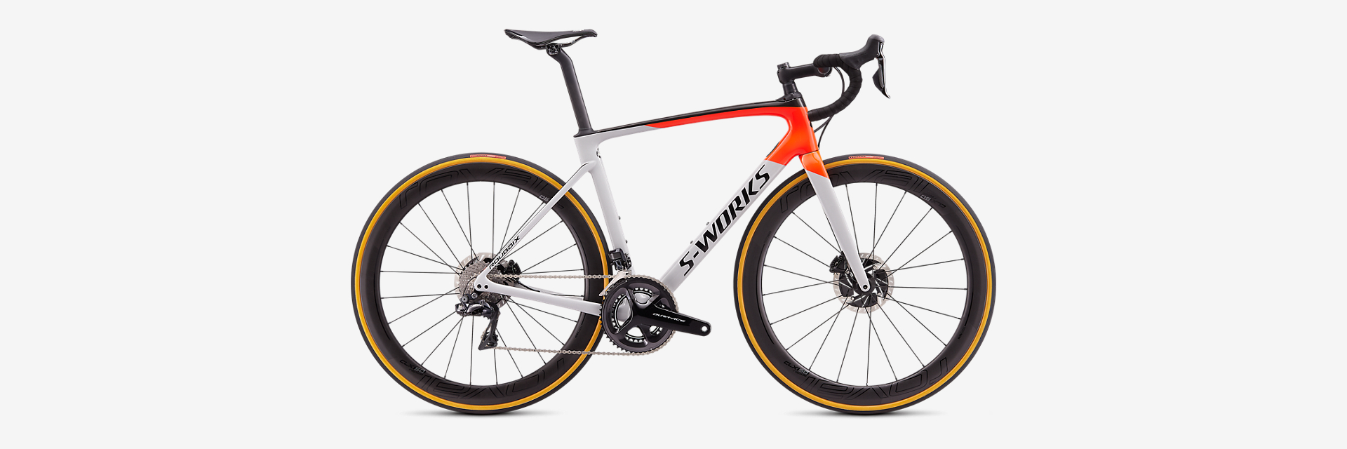 SPECIALIZED S-Works Roubaix Shimano Dura Ace Di2